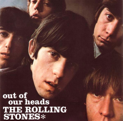 The Rolling Stones ‎– Out Of Our Heads