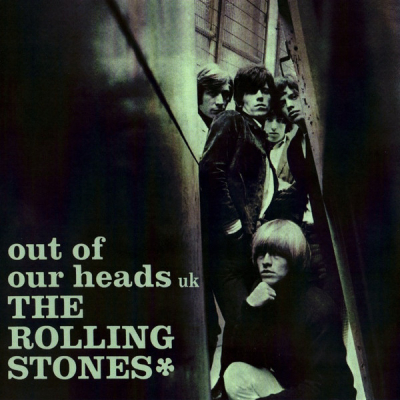 The Rolling Stones ‎– Out Of Our Heads (UK)