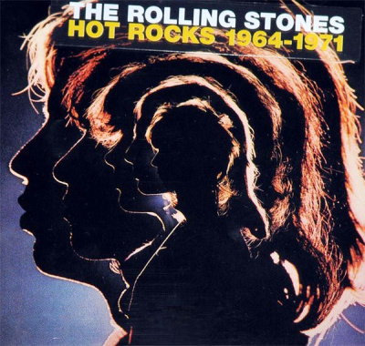 The Rolling Stones ‎– Hot Rocks 1964 - 1971 (2xCD)