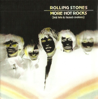 The Rolling Stones ‎– More Hot Rocks (Big Hits & Fazed Cookies) (2xCD)