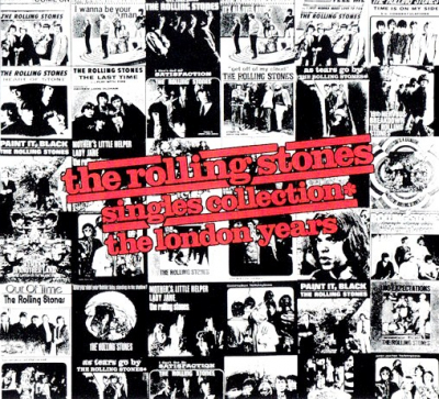 The Rolling Stones ‎– Singles Collection The London Years (3xCD)