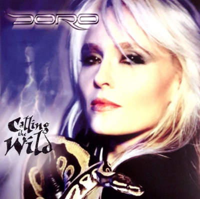 Doro ‎– Calling The Wild (2xLP, Limited Edition, Reissue, Blue/Lilac/Splatter)