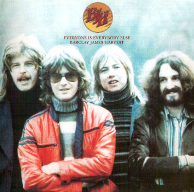 Barclay James Harvest ‎– Everyone Is Everybody Else