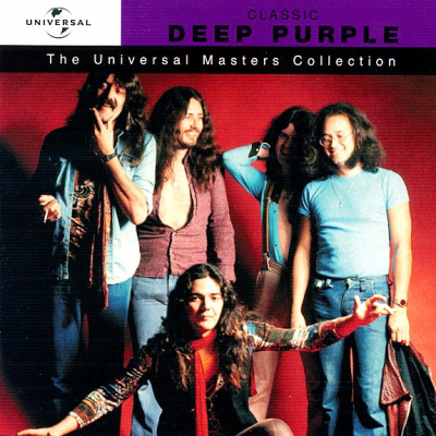 Deep Purple ‎– The Universal Masters Collection