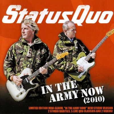Status Quo ‎– In The Army Now (2010)