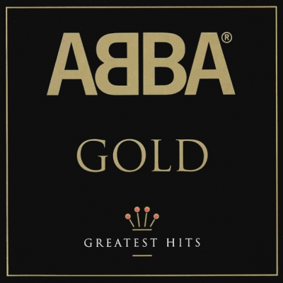 ABBA ‎– Gold - Greatest Hits