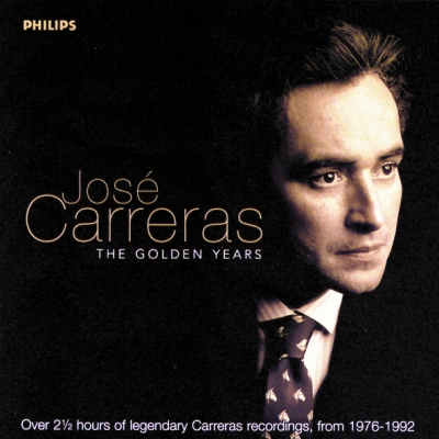 Jose Carreras - The Golden Years (2xCD)