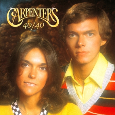 Carpenters ‎– 40/40 (2xCD)