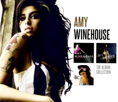 Amy Winehouse ‎– The Album Collection (3xCD, Box Set)