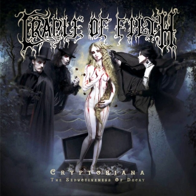 Cradle Of Filth ‎– Cryptoriana - The Seductiveness Of Decay