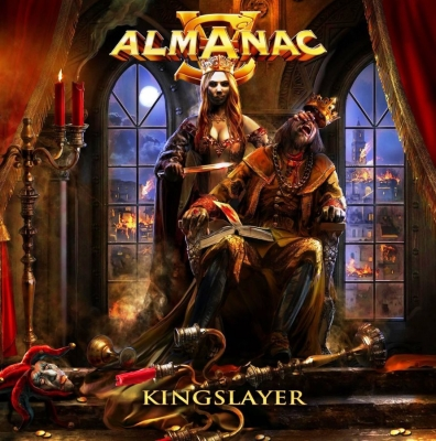 Almanac – Kingslayer (CD+DVD)