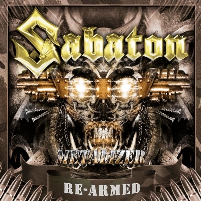 Sabaton ‎– Metalizer Re-Armed (2xCD)