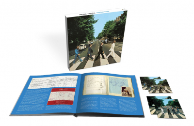 The Beatles ‎– Abbey Road (4 Disc Abbey Road Anniversary Super Deluxe Edition, 2019)