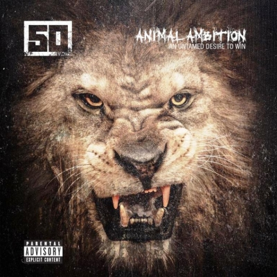 50 Cent ‎– Animal Ambition (An Untamed Desire To Win) (CD+DVD) (Deluxe Edition)