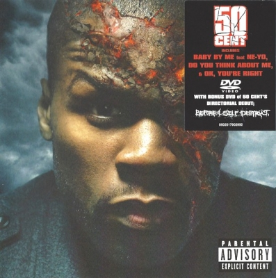 50 Cent ‎– Before I Self Destruct (CD+DVD)
