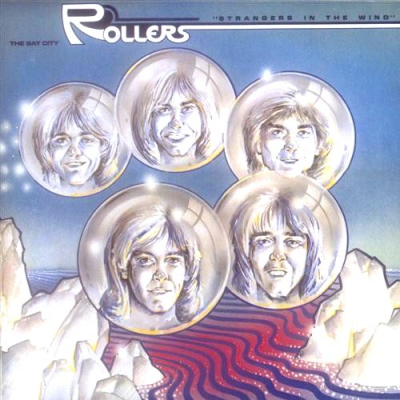 Bay City Rollers ‎– Strangers In The Wind