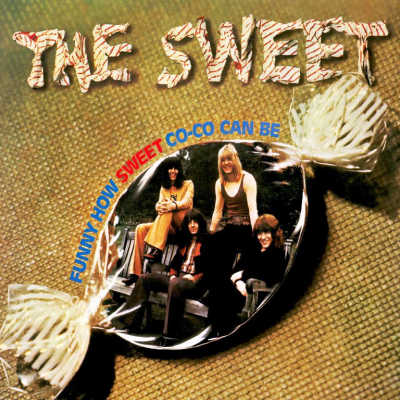 The Sweet ‎– Funny How Sweet Co-Co Can Be (2xCD)