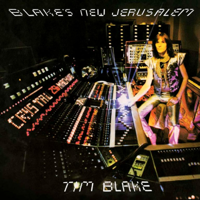 Tim Blake ‎– Blake's New Jerusalem