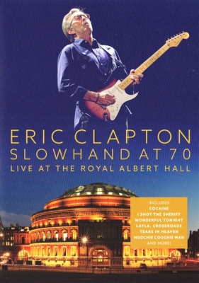 Eric Clapton ‎– Slowhand At 70: Live At The Royal Albert Hall