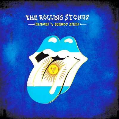 The Rolling Stones ‎– Bridges To Buenos Aires (3xLP, Limited Edition, Blue)