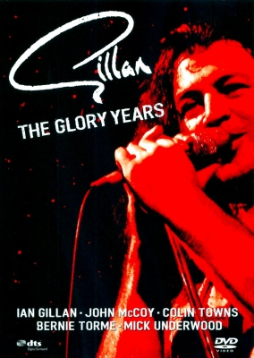 Gillan ‎– The Glory Years