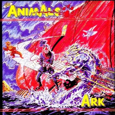 The Animals ‎– Ark