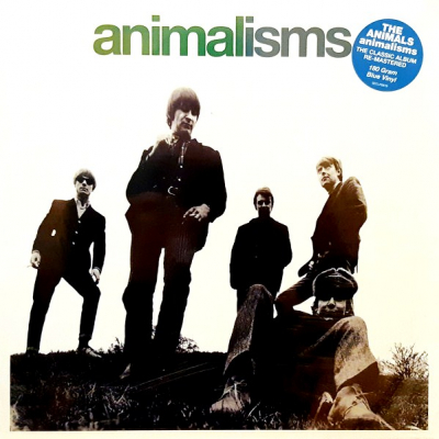 The Animals ‎– Animalisms
