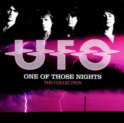 UFO – One Of Those Nights - The Collection (2xCD)