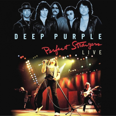 Deep Purple ‎– Perfect Strangers Live (2xCD+DVD)