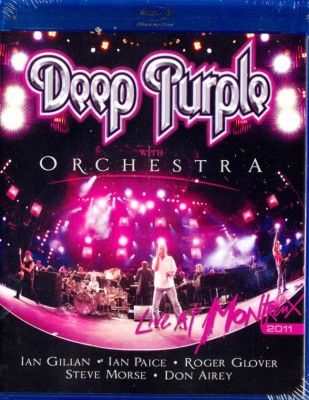 Deep Purple With Orchestra – Live At Montreux 2011 (Blu-ray)
