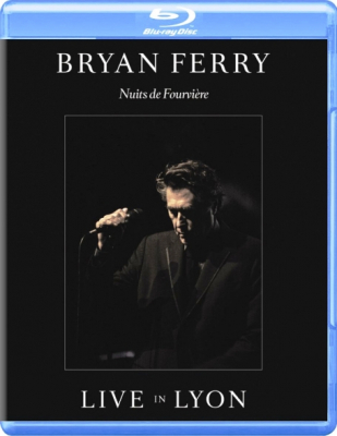 Bryan Ferry ‎– Live In Lyon (Blu-ray)