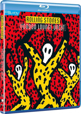 The Rolling Stones ‎– Voodoo Lounge Uncut (Blu-ray)