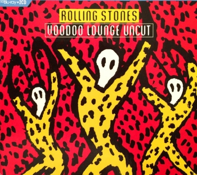The Rolling Stones ‎– Voodoo Lounge Uncut (2xCD+Blu-ray)