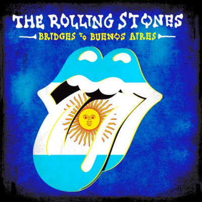The Rolling Stones ‎– Bridges To Buenos Aires (2xCD+Blu-ray)