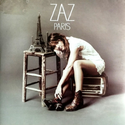 Zaz ‎– Paris (2xLP)