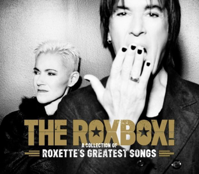 Roxette ‎– The RoxBox! (A Collection Of Roxette's Greatest Songs) (4xCD)