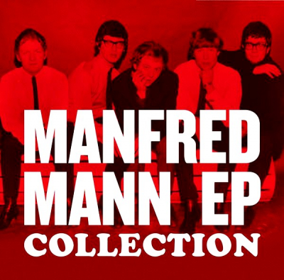 Manfred Mann ‎– Manfred Mann EP Collection (7xCD)