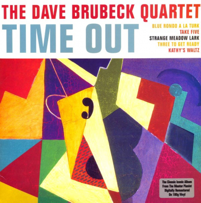 The Dave Brubeck Quartet ‎– Time Out