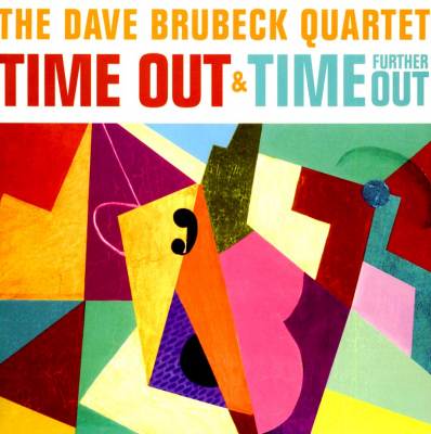 The Dave Brubeck Quartet ‎– Time Out & Time Further Out (2xLP)
