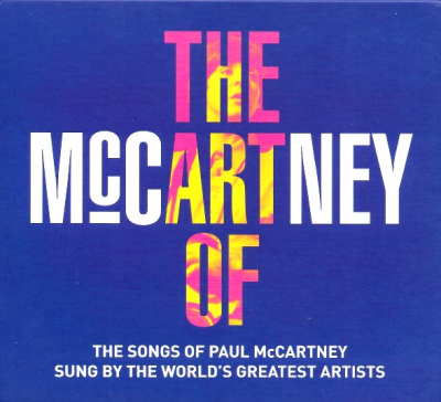 Сборник ‎– The Art Of McCartney (The Songs Of Paul McCartney Sung By The World's Greatest Artists) (2xCD+DVD, Limited Edition)