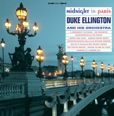 Duke Ellington And His Orchestra ‎– Midnight In Paris