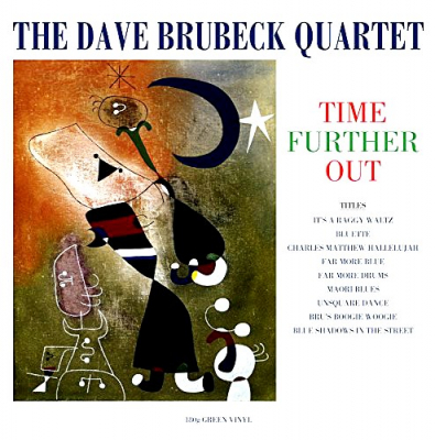 The Dave Brubeck Quartet ‎– Time Further Out
