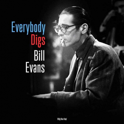 Bill Evans ‎– Everybody Digs Bill Evans