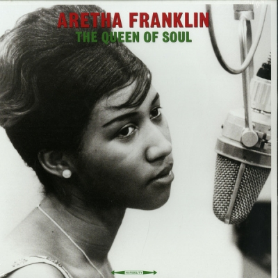 Aretha Franklin ‎– The Queen Of Soul