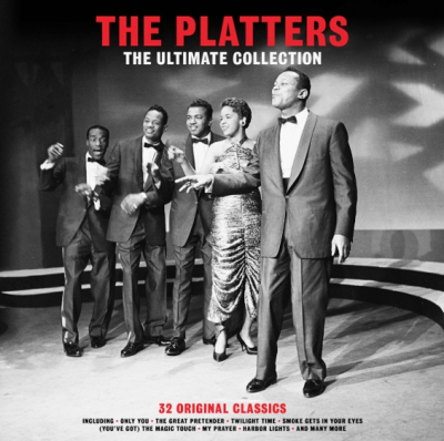 The Platters ‎– The Ultimate Collection (2xLP)