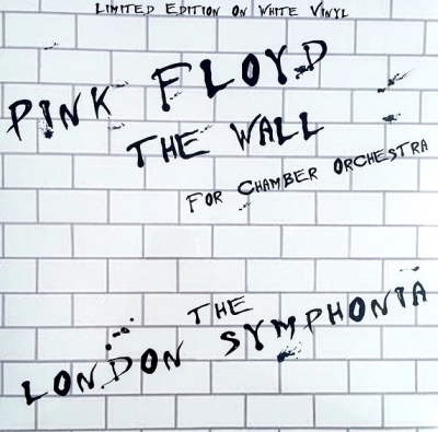 The London Symphonia ‎– Pink Floyd - The Wall For Chamber Orchestra (Limited Edition, White)