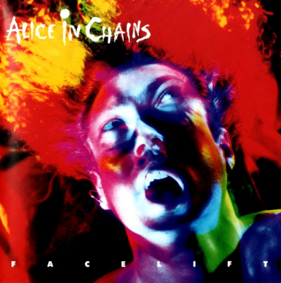 Alice In Chains ‎– Facelift