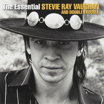 Stevie Ray Vaughan & Double Trouble ‎– The Essential Stevie Ray Vaughan & Double Trouble (2xCD)