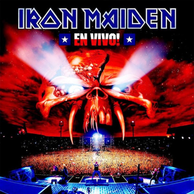 Iron Maiden ‎– En Vivo!