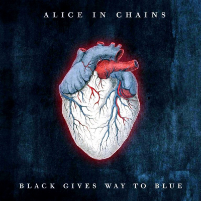 Alice In Chains ‎– Black Gives Way To Blue